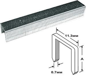 Скоба для степлера тип 53 (1000шт.)