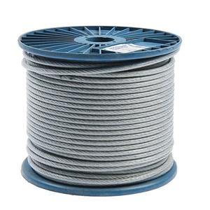 Трос стальной в изоляции PVC