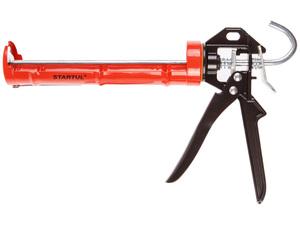 Пистолет для герметика полуоткрытый
