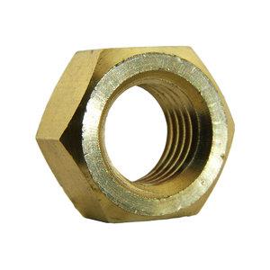 Гайка шестигранная латунная DIN 934
