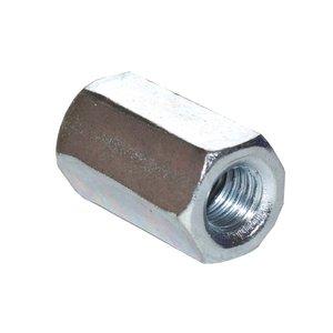 Гайка удлиненная оц. DIN 6334