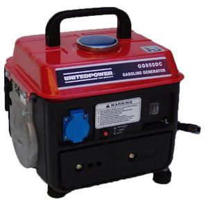 Генератор бензиновый DDE GG950DC 720W, 16A, 220V, 4.2л, 18,5кг, бак на 5 часов работы