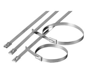 Хомут-стяжка стальная СКС