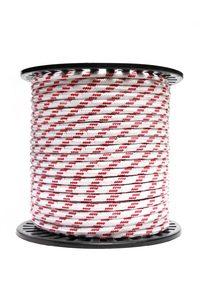 Шнур плетеный полипропилен, цветной