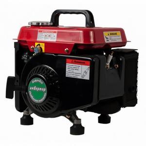 Генератор бензиновый DDE DPG1201i 1100W, 16A, 220V+12V, 2.6л, 12кг, бак на 4 часа работы